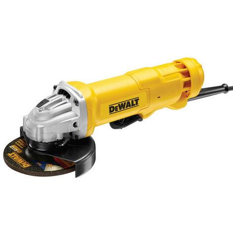 DeWalt - Meuleuse 1010W 125mm - DWE4203