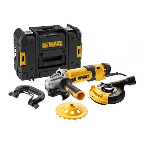 DeWALT Meuleuse 125 mm, 1500 W, 125 mm - DWE4257KT-QS