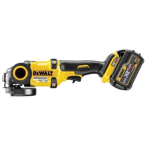 Dewalt - Meuleuse 125 mm (moteur induction) 54V XR FLEXVOLT - DCG414T2