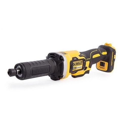DeWalt - Meuleuse droite XR 18V Brushless sans batterie ni chargeur - DCG426N