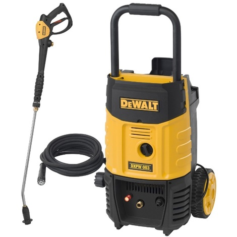 DeWalt - Nettoyeur haute pression 2900W 160 bar 630 L/h - DXPW003E