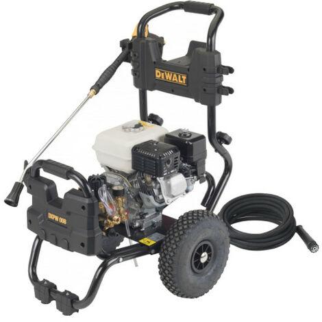 DeWalt - Nettoyeur haute pression thermique Honda 5,5HP 400V 190 bar 600 L/h - DXPW008E