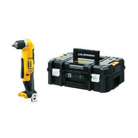 DeWalt - Perceuse d'angle XR 18V sans batterie ni chargeur - DCD740NT