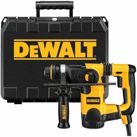 DEWALT Perforateur burineur SDS plus 26mm 800W 2,8Joules + coffret Tstak - D25323K
