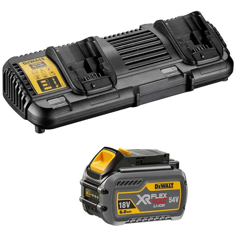 Power Set DeWALT FlexVolt (1 x 54V/18V 6,0 Ah DCB132)