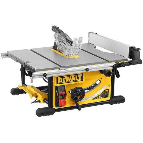 DeWalt - Scie à table 250mm 2000W - DWE7492