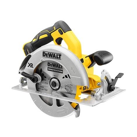 DeWalt - Scie circulaire métal XR 18V Brushless 184mm sans batterie ni chargeur - DCS570NT - TNT