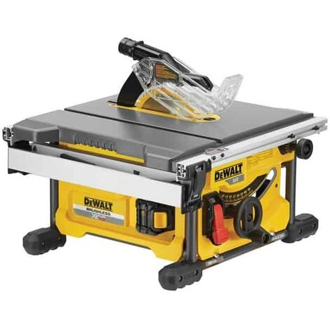DeWalt - Scie de table 210 mm 54V XR FLEXVOLT (machine seule) - DCS7485N