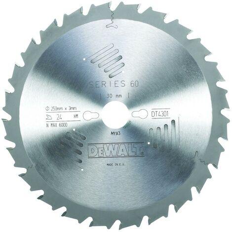 DeWALT SERIES 60 DT4301 250 x 30mm