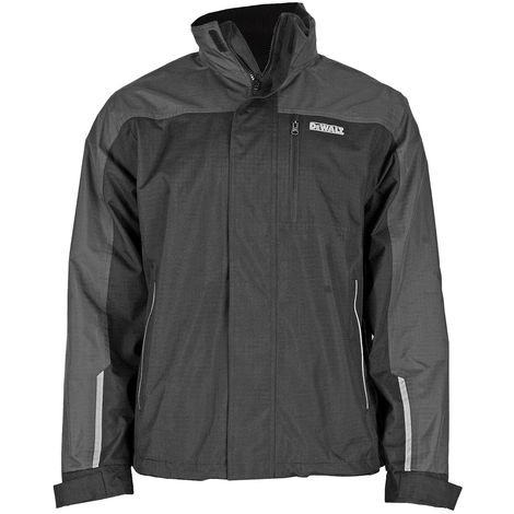 Dewalt Storm Grey/Black Waterproof Jacket XX-Large DEWSTORMXXL