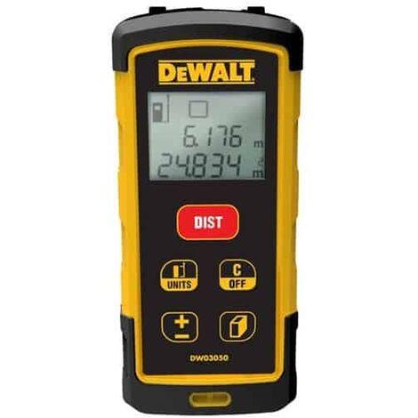 DEWALT Télémètre laser portée 50 m - DW03050