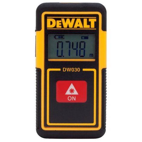 DeWALT Télémètre numérique TLM30, 9 m - DW030PL-XJ