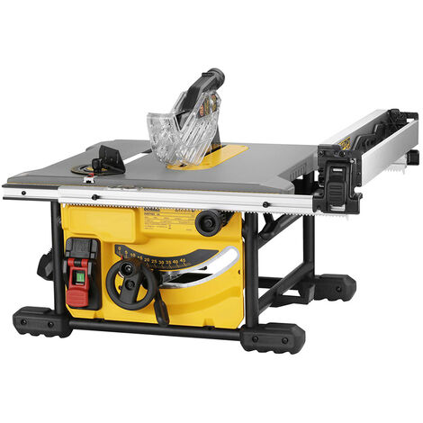 DeWALT Tischkreissäge 1850W, 210 mm - DWE7485-QS