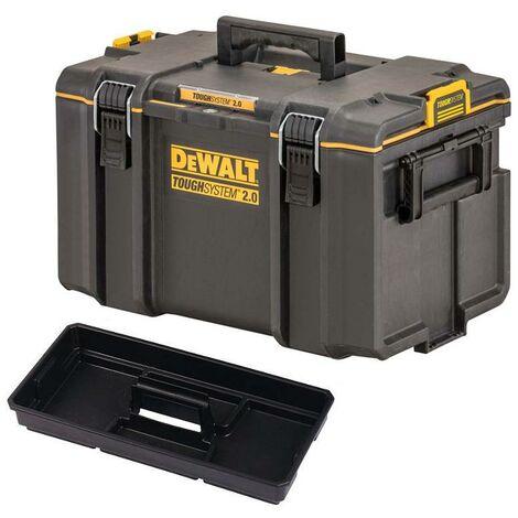 Dewalt Tough System 2.0 DWST83342-1 DS400 Stackable Organiser Toolbox Case
