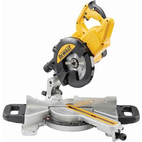 DeWALT Troncatrice radiale 216 mm, 1300 Watt - DWS773-QS
