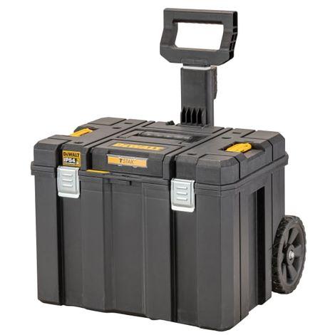 DEWALT TSTAK 2.0 Mobile Storage Box