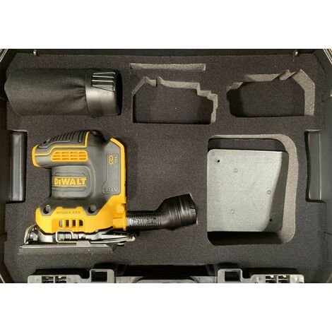Dewalt TStak Inlay 18V Brushless DCW200 1/4 Sheet Palm Sander Fits TSTAK II Case