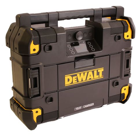 DeWALT TSTAK Radio de chantier - DWST1-81078-QW