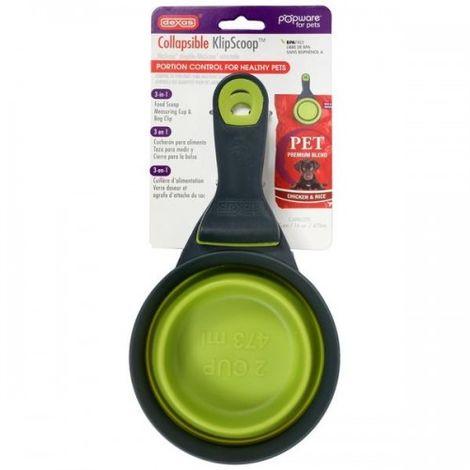 Dexas Popware KlipScoop Pet Food Tool