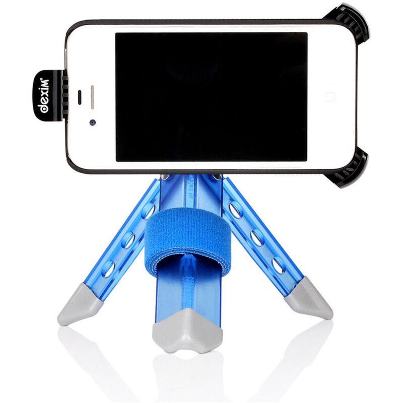 Image of ClickStik Bluetooth Remote Selfie Camera Stand Holder Tripod iPhone iPad - Dexim