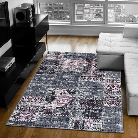 DEZENCO - tapis moderne Workypatch - tapis decoration - tapis salon tapis chambre