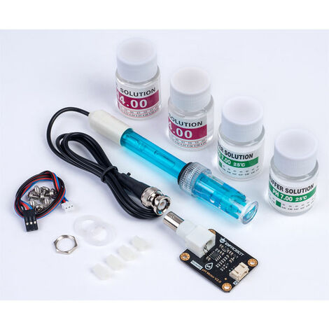 DFRobot SEN0161-V2 Gravity: Analog pH Sensor/Meter Kit V2