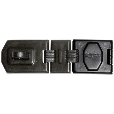 DHH1 Triple Hinged Hasp & Staple 200mm