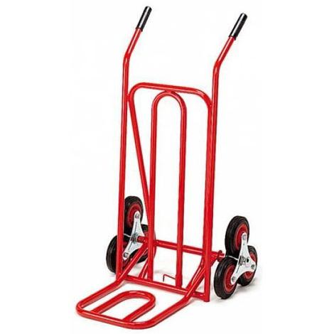 Diable 3 roues à pelle entièrement rabatable - Charge 250kg