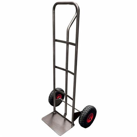 Diable charge haute 1 main – charge max 200 kg (plusieurs tailles disponibles)