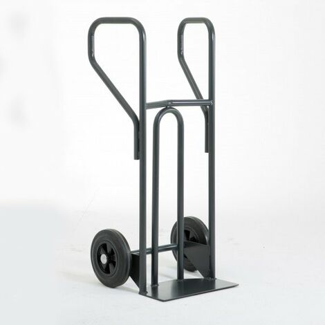 Diable charge lourde à dossier incurvé - 400kg (plusieurs tailles disponibles)