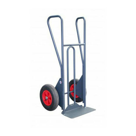 Diable charge lourde à grandes roues – charge max 350kg (plusieurs tailles disponibles)