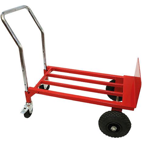 Diable chariot professionnel- 300kg