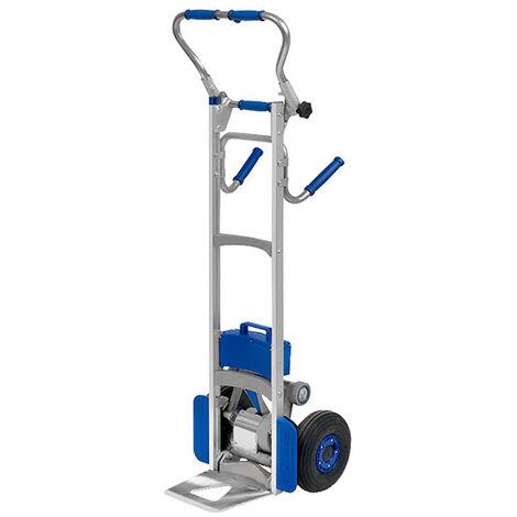 Diable électrique monte escalier - Charge haute et volumineuse (plusieurs tailles disponibles)