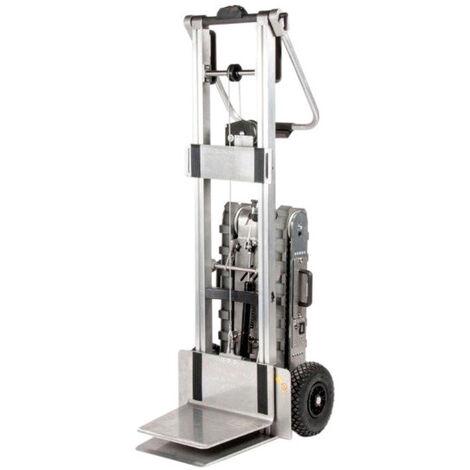 Diable électrique monte escalier - Leger et compact