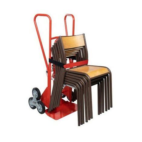 Diable escalier pour chaises - 250 kg