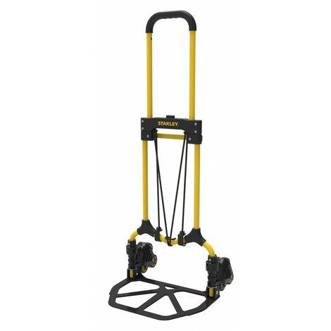 Diable pliable de manutention 3 roues - Capacité 60 /30 Kg