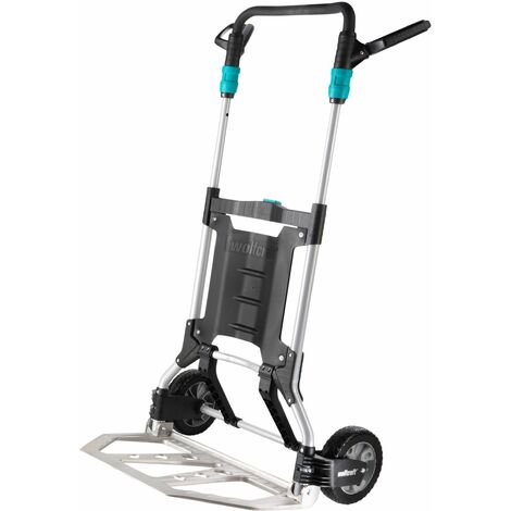 Diable Pliant Charge Max 200 kg - TS 1500 wolfcraft 5525000