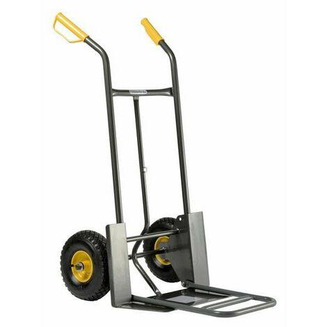 Diable pliant + fixe - Charge 200kg (plusieurs tailles disponibles)