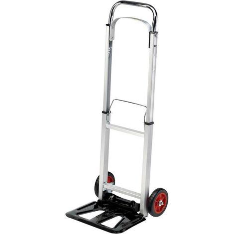 Diable pro-bau-tec® 10411 pliable aluminium Charge max: 90 kg 1 pc(s) W001051