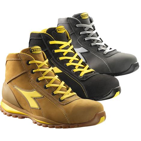 Diadora Glove II S3 invernali alte - Scarpe antinfortunistiche da lavoro  Grigio 35 dc98e6069eb
