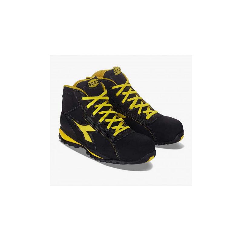 Diadora Paia Scarpe Active Hi Glove Alte 44 S3