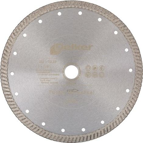 Diamant-Trennscheibe 125 mmSegmenthöhe 10mm,Bohrung 22,23mm