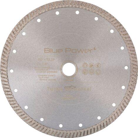 Diamant-Trennscheibe 230 mmSegmenthöhe 10mm,Bohrung 22,23mm