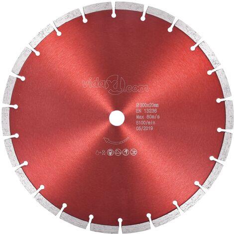 Diamant-Trennscheibe Stahl 300 mm