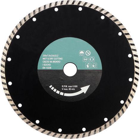 Diamant-Trennscheiben Ø 125 - 230 mm