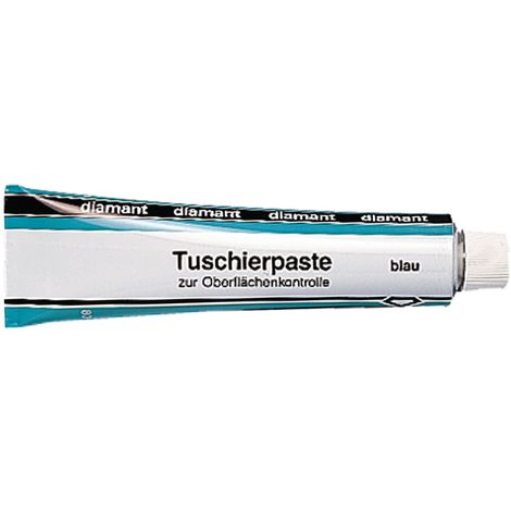 Diamant Tuschierpaste, 60 g in Tube, blau