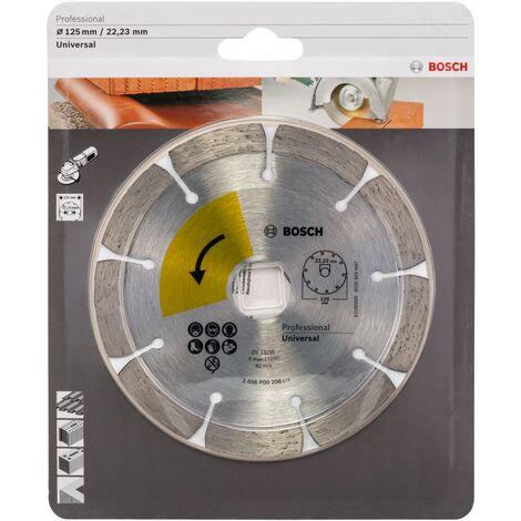 diamante disco superior Bosch Profiline universal, 125mm