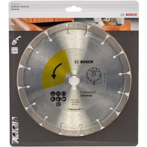 diamante disco superior Bosch Profiline universal, 230mm