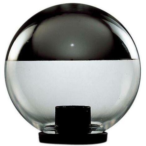 Diamètre à boule globe. 25 cm métallisé 1010-251-11
