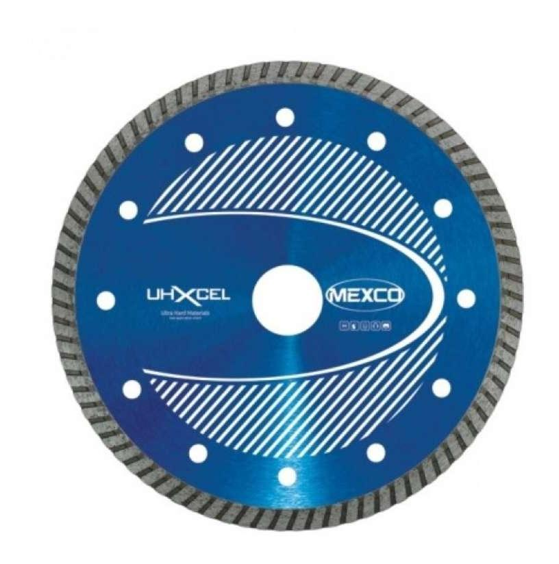 Image of 230Mm Ultra Hard Materials Xcel Grade Diamond Blade - Mexco